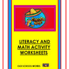 Cinco de Mayo:  Literacy and Math Activity Packet