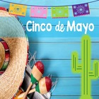 Cinco de Mayo/ Cinco de Monkey { ELA, Math, CCSS CRAFTIVIT