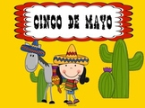 Cinco de Mayo - Interactive Smartboard Activity