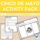Cinco de Mayo MEGA Pack! Tied into CCSS!!