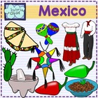 Cinco de Mayo - Mexico Clip art