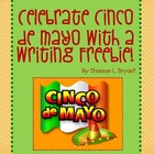 Cinco de Mayo Writing FREEBIE!