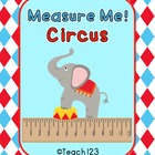 Circus Math Measurement Center: 2nd grade - Common Core