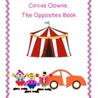Circus Opposites-The Langauge Activity