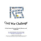 Civil War Challenge - Trivia Game