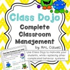 Class Dojo Classroom Management and Behavior System