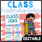 Class Jobs with Header and Descriptions