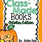 Class-Made Books {October Edition}