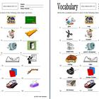Class Objects Vocabulary IDs for Any Language