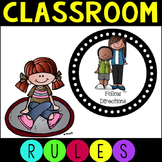 Class Rule Posters in Two Sizes