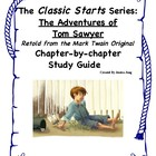 Classic Starts Series: The Adventures of Tom Sawyer (Novel