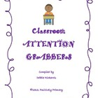 Classroom Attention Grabbers