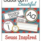 Classroom Beautiful: Seuss Inspired