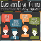 Classroom debate outline: Organize a friendly class debate