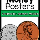 Classroom Displays: Money Posters