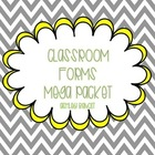 Classroom Forms and Binder Mega Packet