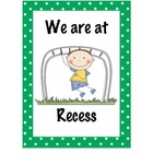 Classroom Management - Door Hangers