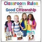 Classroom Rules for Good Citizenship