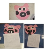 Click Clack Moo, (Letters From The Pig)