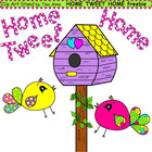 Clip Art Home Tweet Home Freebie