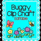 Clip Chart Behavior System - Bugs, Bees, or Insects - EDITABLE
