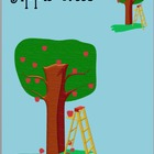 Clipart - Apple Trees to use in Your Projects