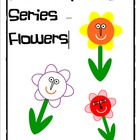 Clipart - Flower Face Graphics to use in Your Projects