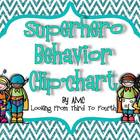 Clipchart Behavior System - Superhero Theme