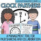 Clock Partner Pair Share Management Tool