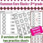 Clocks - 2nd Grade Common Core 2.MD.7