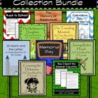 Close Read Collection Bundle: 10 Close Reading Passages fo