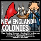 Close Read of the Week: New England Colonies