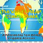 The Six Major World Climate Zones