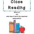 Close Reading for the Common Core: What is it and how do I