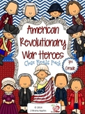 Close Reads Pack: American Revolutionary War Heroes- 3rd G