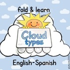 Cloud types  fold and learn
