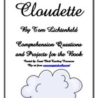 Cloudette, by T. Lichtenheld, Comp. Questions and Project Sheets