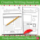 Cloudy With a Chance of Meatballs Lesson Plan Kit!