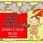 Cloudy with a Chance of Meatballs {Literature & Literacy M