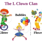 Clown Clan L Blends
