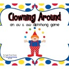 Clowning Around - An ow & ou Diphthong Game