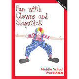 Clowns and Slapstick