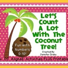 Coconut Tree Math Learning & Fun!  *~0-10~* Centers & Prin
