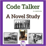 Code Talker A Novel Study  Includes Vocab, Questions, Asse
