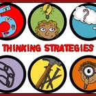 Cognitive Thinking Strategies Posters and More