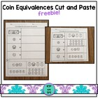 Coin Equivalences Freebie!