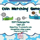 Coin Matching Smartboard Game - Common Core Aligned
