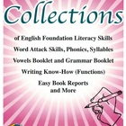 Collections; Literacy Foundations, High Basic ELL/Missed S