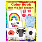 Color Book: art exploration for the fall season