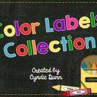 Color Labels Collection
